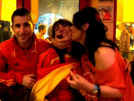 Les Pietons: Finale Euro2012 Campeonessss!!!