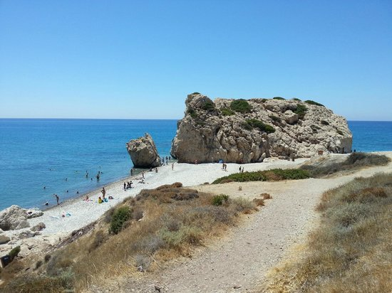 petra tou romiou bild von aphrodite 39 s rock kouklia tripadvisor. Black Bedroom Furniture Sets. Home Design Ideas
