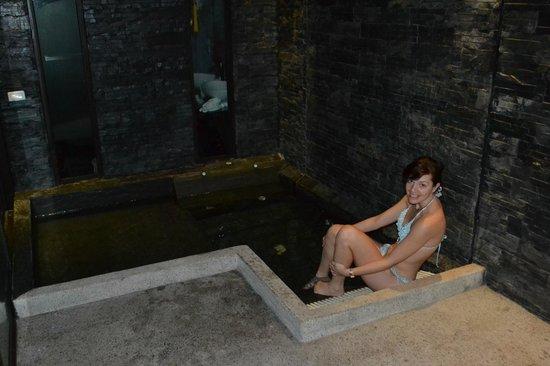 IndoChine Resort & Villas : jacuzzi