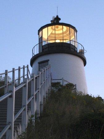 LimeRock Inn: Owl's Head Lighthouse