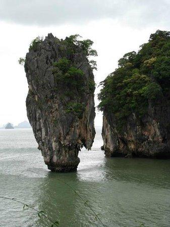 James Bond Island Tour - Picture of James Bond Island, Ao Phang Nga National ...