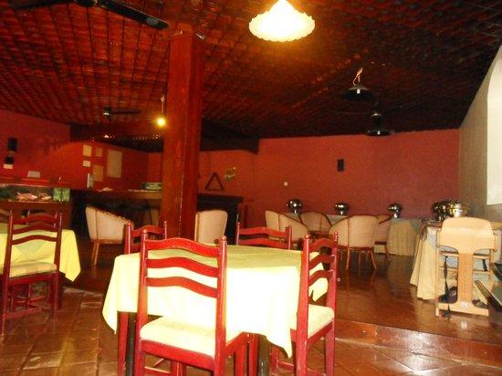 Tissa Inn: Restaurant
