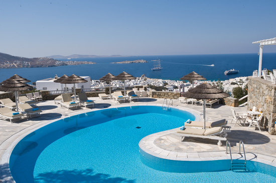 Photo of Hermes Mykonos Hotel Mykonos Town
