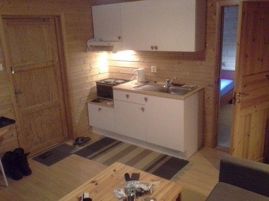 Skahjem Gard: Lounge Kitchen