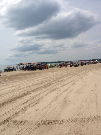 Sherkston Shores: Lake Erie beachfront