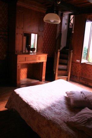Chambres d'Hotes Le Patio: chambre hortensia