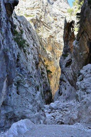 Sardegna-Ambiente Escursioni Day Hikes : Gola di Gorroppu