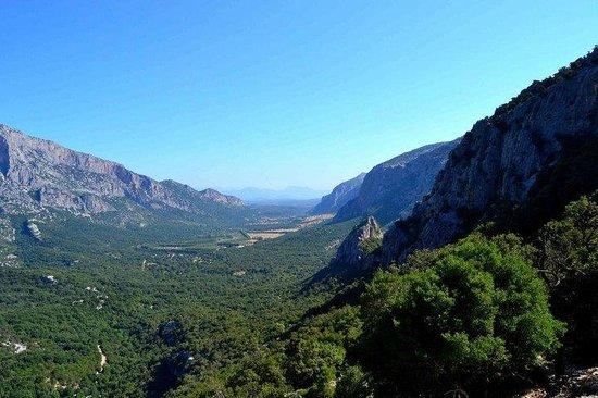 Sardegna-Ambiente Escursioni Day Hikes: Valle di Lanaitto