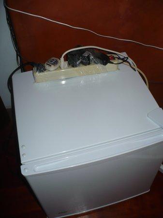 B&B San Giacomo Venezia : frigo ou armoire électrique ?