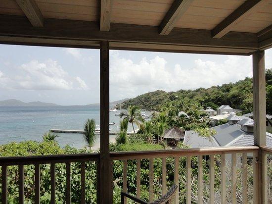 Cooper Island Beach Club: View from Rm 11