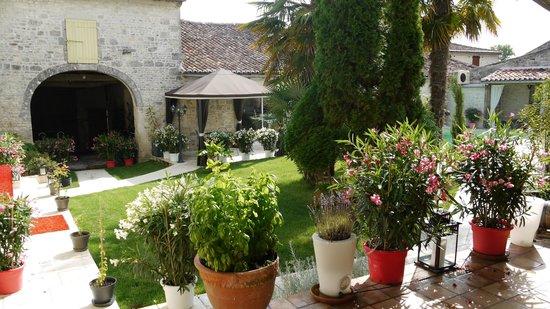 Le jardin du Cluzeau: jardin