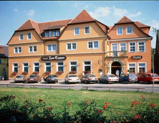 Rappen: Hotelgebäude