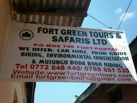 Fort Green Tours in Fort Portal
