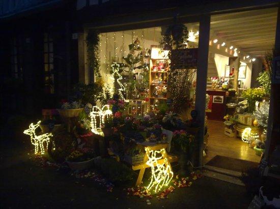Baptiste Baly, Fleuriste: Noël, joyeux Noël...