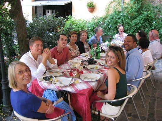 Eddie's Fun Roma: Eating like locals