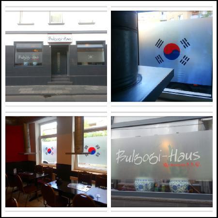 Bulgogi-Haus: Korean Restaurant in Cologne / Koreanisches BBQ Restaurant in Köln #bulgogihaus #bulgogi