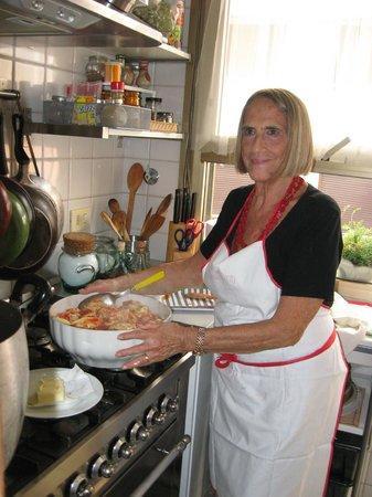 Eddie's Fun Roma: Day of cooking