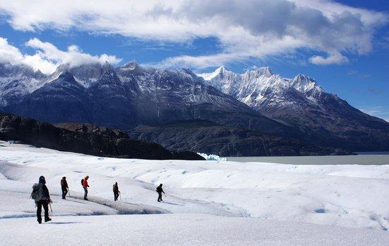 Dragon de la Patagonia : glacier walk