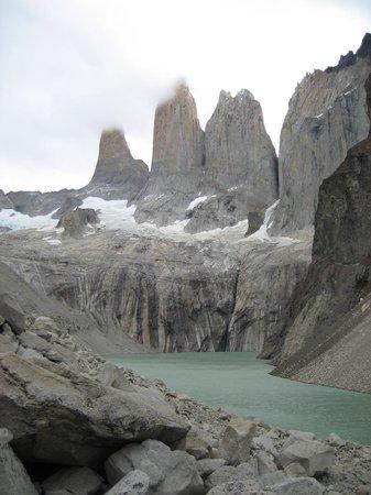 Dragon de la Patagonia: the peaks