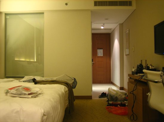 room of Le Meridien Chiang mai