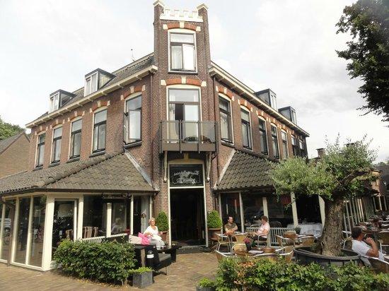 Hotel Wesseling: mooie ligging