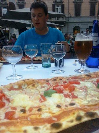 taverna messicana pizzeria: Pizza Margharita