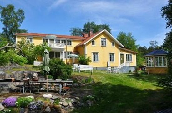 Pensionat Solgarden: Pensionat Solgården