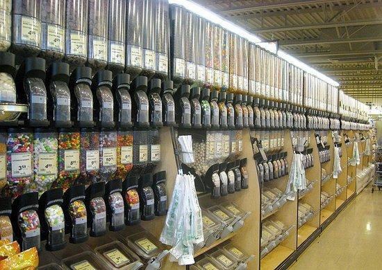 Foodsmiths: Huge specialty bulk section