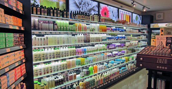 Foodsmiths: Extensive Body Care and Supplement Dept.