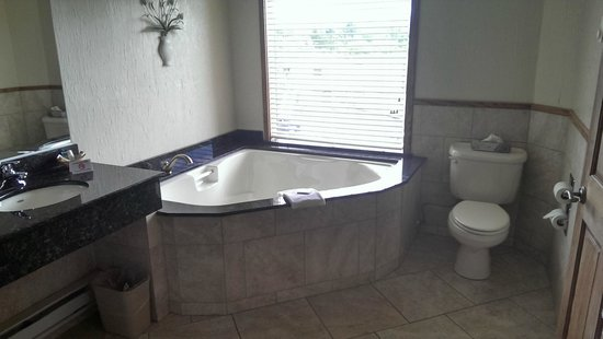 Art Devlin's Olympic Motor Inn: Bubbler tub