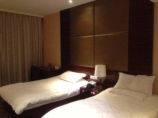 Baron Business Hotel : Habitación 401
