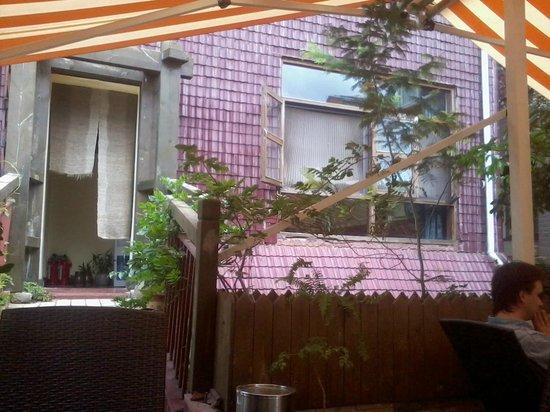 Lost Garden Restaurant: Rooftop
