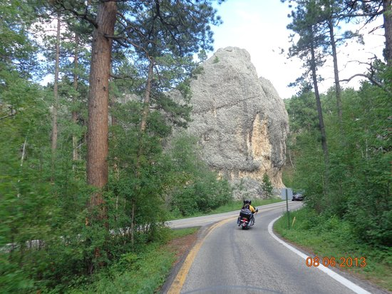 Black Hills National Forest: Beautiful Scenery