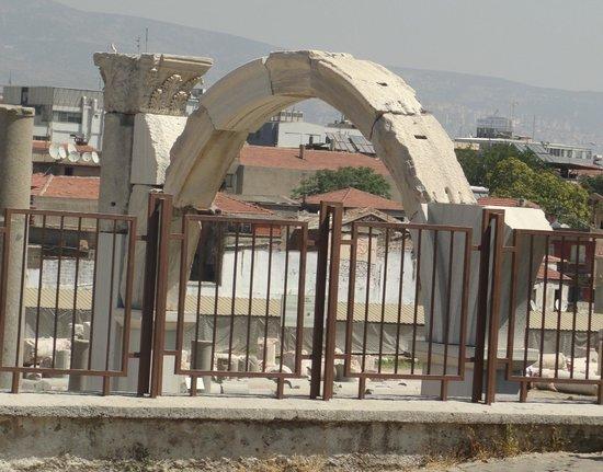 Agora Open Air Museum: agorà