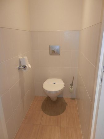 Kyriad Prestige Toulon - L S S M - Centre Port : Les toilettes
