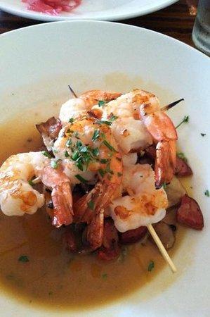 City Kitchen : shrimp and grits