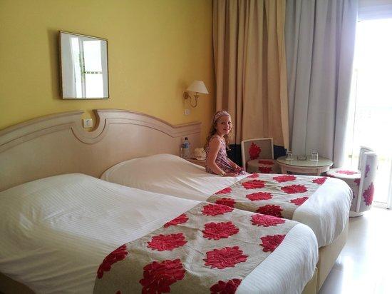 JAZ Tour Khalef Thalasso & Spa : Room