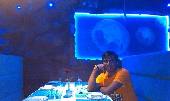 Blue Resto Lounge