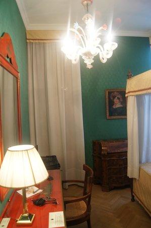 Palazzo Cendon: La chambre n° 2