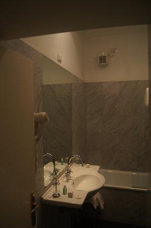 Palazzo Cendon: Salle de bain