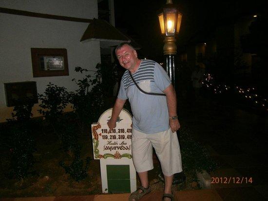 Nanu Resort Goa: В этом номере жили