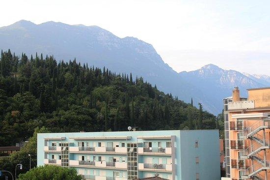 Hotel Gabry : Вид из номера