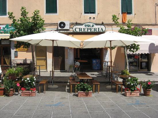 Creperia Polo Capoliveri Omdömen om restauranger