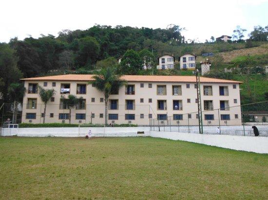 Hotel Fazenda Montanhes: Vista da ala 300