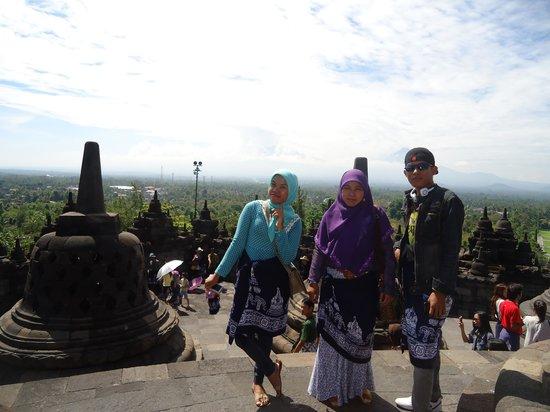Candi Borobudur: borobudur