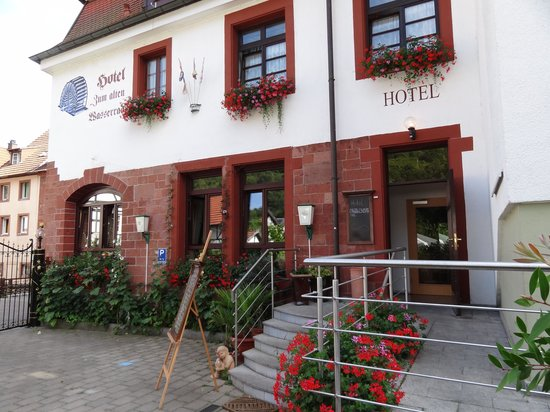 Hotel L'Antica Ruota: Teilansicht Hotel