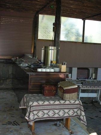 Cappadocia Hotel: Colazione
