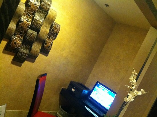 Baymont Inn & Suites Celebration: Computer room