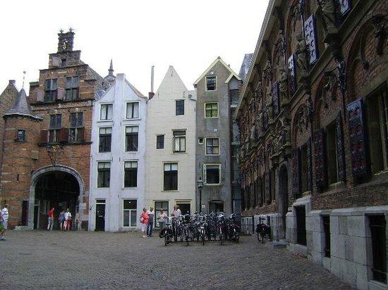 Sint Stevenskerk, Nijmegen, Holanda.