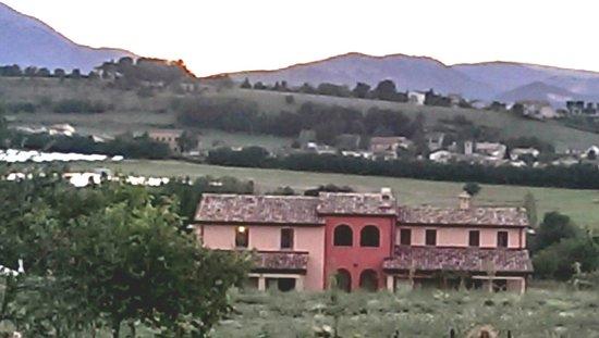 """Country House Il Posto delle Viole : """"La Fornace"""""""